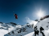 Kristofer Turdell at the Freeride World Tour in  Andorra on February 28, 2018 // Marcus Olsson / Red Bull Content Pool // AP-1V1QBQTMH2111 // Usage for editorial use only // Please go to www.redbullcontentpool.com for further information. //
