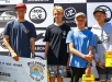 Billabong Jnr Day 3 IanThurtell U14 boys winner  Luke Thompson