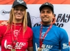 Vic Bay Surf Pro Classic Ian Thurtell WSL Mens and Ladies winners