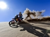Matthias Walkner performs during the pre race test at Atacama Rally in Copiapo, Chile on August 31, 2019 // Edoardo Bauer / Content Pool // AP-21ED8N8FN1W11 // Usage for editorial use only //