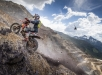 Manuel Lettenbichler races during the Red Bull Hare Scramble 2019 in Eisenerz, Austria on June 2, 2019