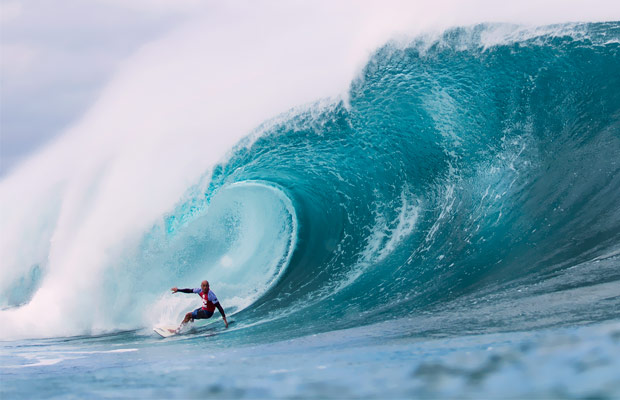 Carnage at Pipeline