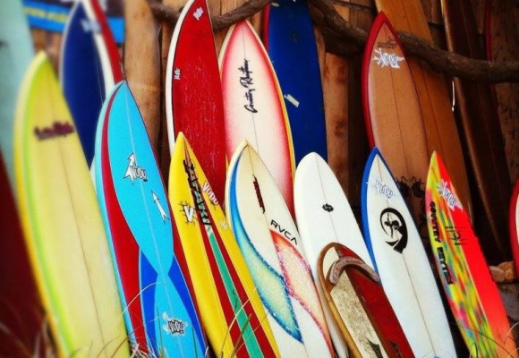 Retro-Surfboards