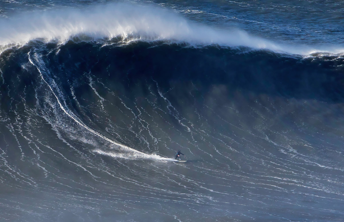 The Wave That Broke My Back