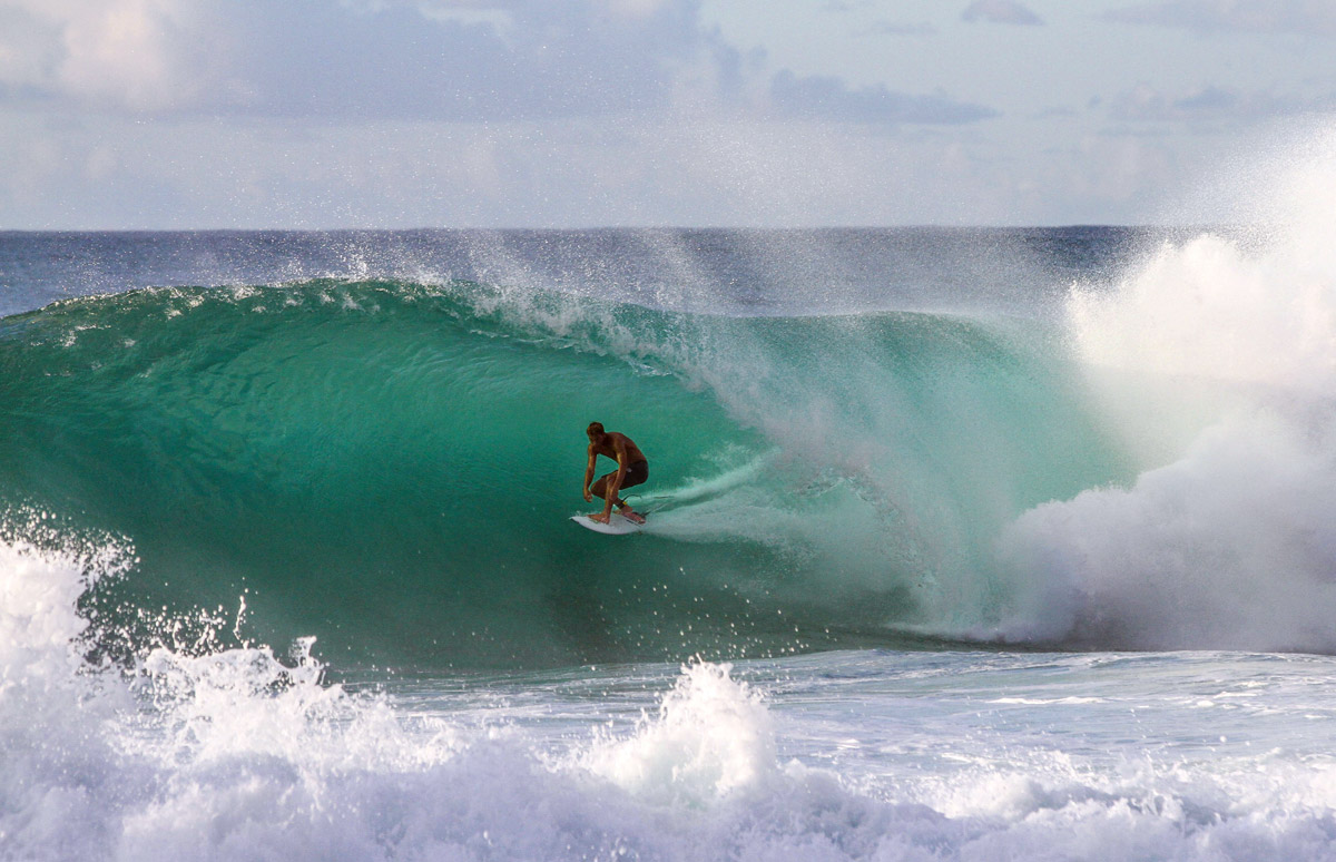 Five Reasons to Surf