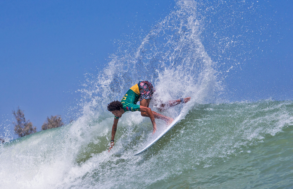 Surf Ranch Pro - Day 1