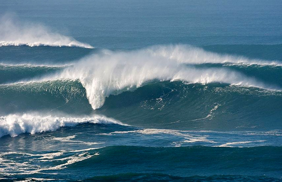 World First for Adaptive Surfing